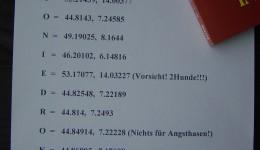 Gino – Geocaching = Tipps zur Urlaubsplanung 2012/2013